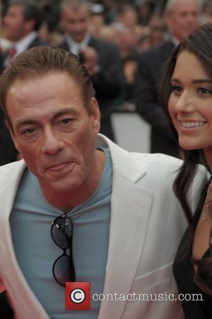 Jean-Claude Van Damme The 2008 Cannes Film Festival - Day 3 'Un Conte De Noel' - Premiere  Cannes, France...