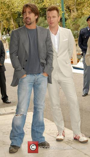 Colin Farrell and Ewan McGregor 64th Venice Film Festival - Day 5 - 'Cassandra's Dream' premiere - Arrivals Venice, Italy...