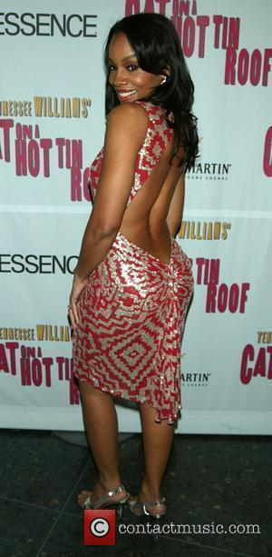 Anika Noni Rose Opening Night performance of Cat On A Hot Tin Roof - Arrivals held at the Broadhurst Theatre....