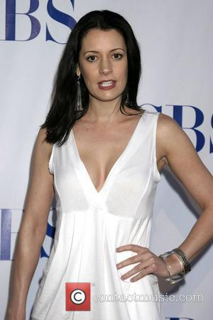 Paget Brewster CBS summer press tour 'Stars Party 2007' at the Wandsworth Theatre Westwood, California - 19.07.07