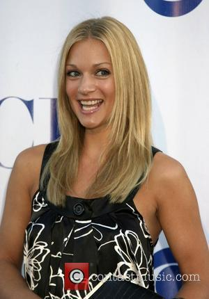 A.J. Cook CBS summer press tour 'Stars Party 2007' at the Wandsworth Theatre Westwood, California - 19.07.07