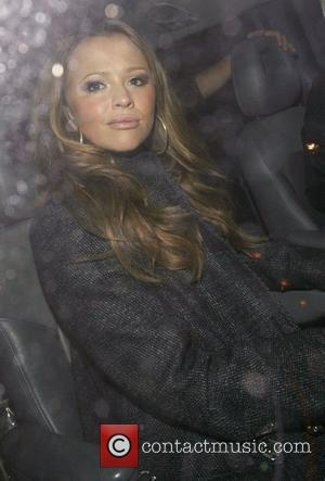 Kimberley Walsh Leaving G.A.Y held at the London Astoria, having performed London, England - 02.12.07