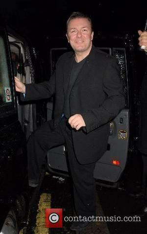 Gervais Shuns Da Vinci Role