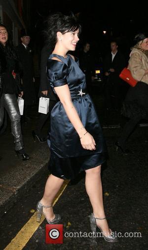 Lily Allen To Present Myspace Show