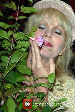Lumley Joins Anti-war Protest