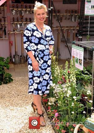Kim Wilde  at Chelsea Flower Show  London,England - 19.05.08