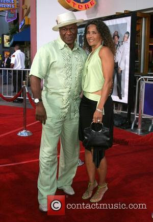 Rhames' Dog Victim Suffered From Heart Attack