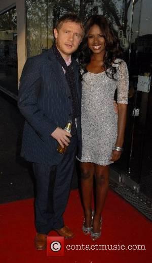 Martin Freeman and June Sarpong,  Cobravision Awards at the BFI - Arrivals London, England - 04.06.07