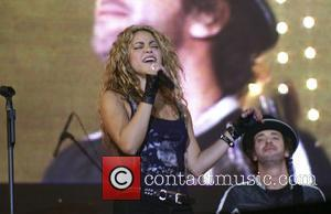Shakira And Muse Continue To Top Euro Charts