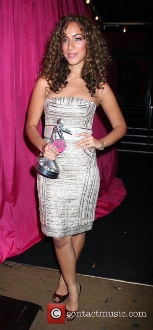 Leona Lewis Slams Size Zero Trend
