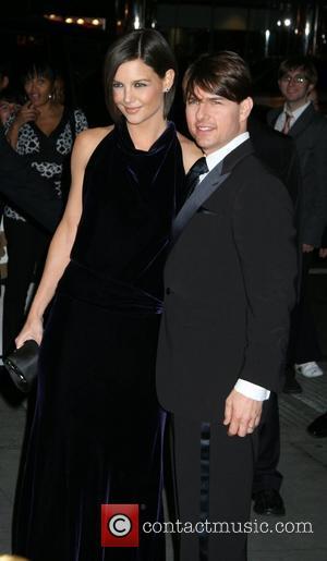 Cruise's Fairytale Wedding Tops Celebrity List
