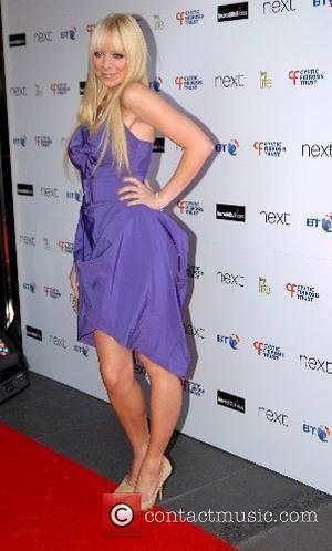 Liz McClarnon Cystic Fibrosis Trust Breathing Life Awards held at the Hilton London Metropole hotel - Arrivals London, England -...