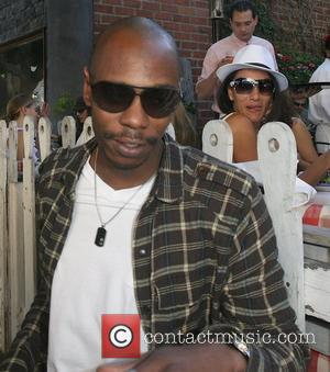 Chappelle Showered With Money At Gig