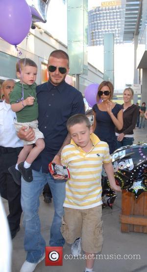 Beckham Kids Are Unaware Of Parents' Celebrity