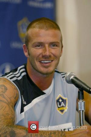 Beckham Joins Snoop For Soccer And Waffles