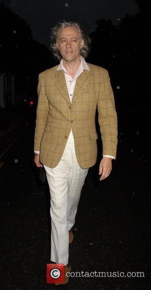 Geldof Conference Cancelled