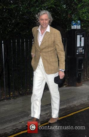 Geldof In Photoshoot Theft Controversy