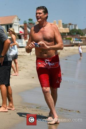 Hasselhoff Fires Back At Drunk Reports