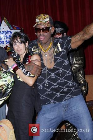 Rodman Denies Sexual Harassment Allegations