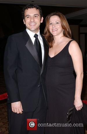 Fred Savage and guest The 60th Annual DGA Awards held at the Hyatt Regency Century Plaza Hotel Los Angeles, California...