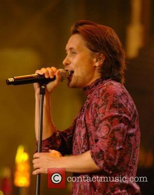 Mark Owen of Take That performing at The Concert for Diana at Wembley Stadium  London, England - 01.07.07