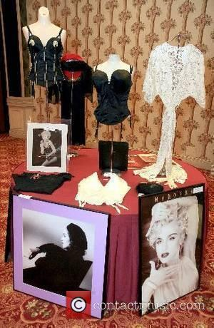 Madonna Take Action Against 'Nude' Lingerie Range
