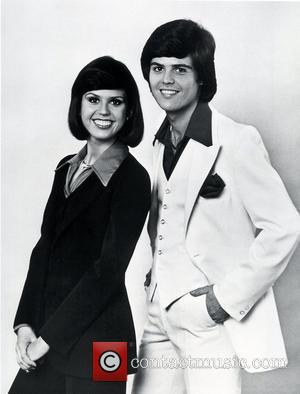 Marie Osmond and Donny Osmond Donny and Marie (ABC) 1975-1979
