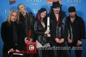 Nightwish Axe 'Diva' Singer