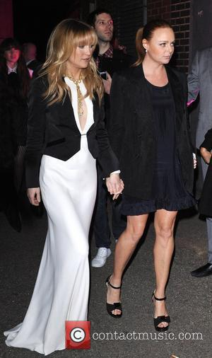 Kate Hudson and Stella McCartney Elle Style Awards held at the Westway Sports Centre - Arrivals London, England - 12.02.08