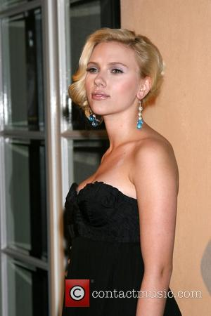 Scarlett Johansson 'To Present And Perform At Brit Awards'