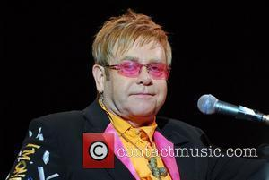 Sir Elton Mourns Diana With Princes