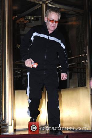 Elton John: 'I Regret Not Speaking Up For Gays'