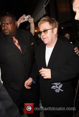 Elton To Sing Candle In The Wind At Diana Concert