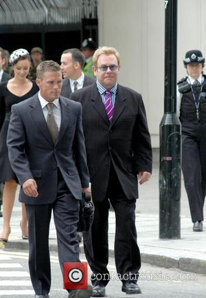 Elton's Royal Row With Traffic Cops