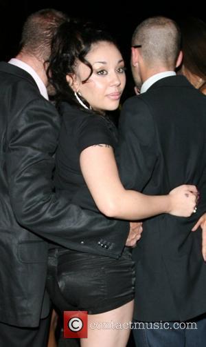 Mutya Buena,  leaving the Embassy Club London, England - 10.10.07