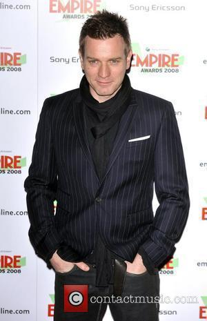 Ewan McGregor Empire Awards held at the Grosvenor House London, England - 09.03.08