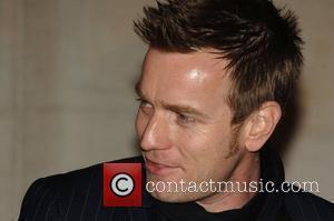 Ewan McGregor Empire Film Awards held at  Grosvenor House Hotel London, England - 09.03.08