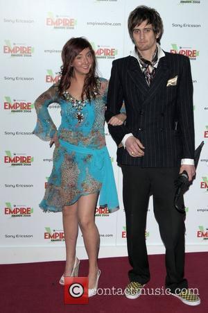 Rosamund Hanson Empire Film Awards held at  Grosvenor House Hotel London, England - 09.03.08