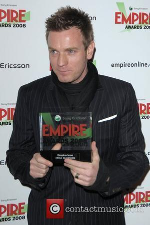 Ewan McGregor Empire Film Awards held at Grosvenor House Hotel - Press Room London, England - 09.03.08