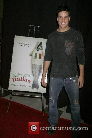 Jay Jablonski  The premiere of ' Everybody Wants to Be Italian ' to benefit The San Gennaro Foundation...