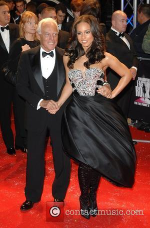 Armani Begged Clooney To Ditch His Old Tuxedo
