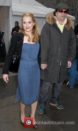 Mercedes Benz Fashion Week, Bryant Park, Brittany Murphy