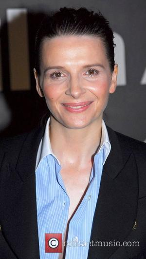 Binoche Learned To Act From Working In Shop