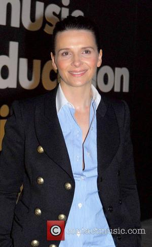Binoche Has Her Oscar Touched Up