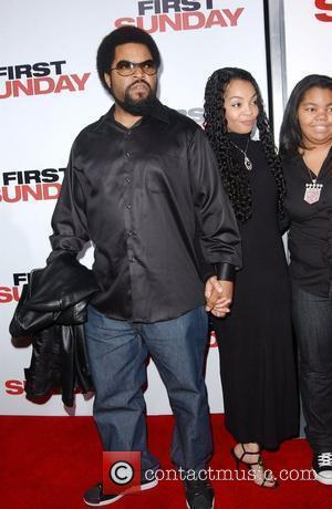 Ice Cube LA Premiere of 'First Sunday' at the The Cinerama Dome.  Los Angeles, CA - 10.01.08