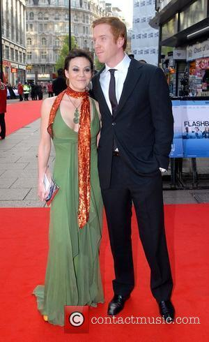 Helen McCrory and Damien Lewis Flashback of a Fool World Premiere held at the Empire Leicester Square - Arrivals London,...