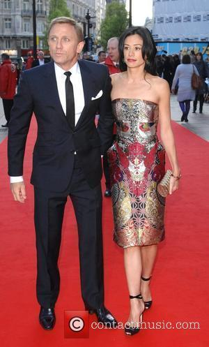 Daniel Craig and Satsuki Mitchell Flashback of a Fool World Premiere held at the Empire Leicester Square - Arrivals London,...
