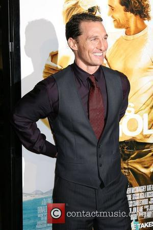 Mcconaughey Forced Out Of Fire Home