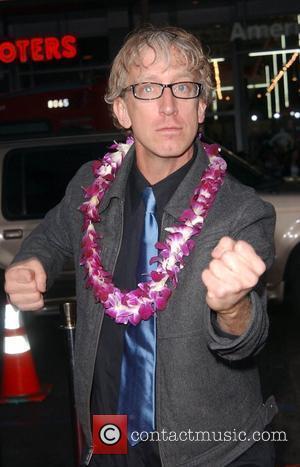 Dick Tries To Grab Paparazzi's Video Camera