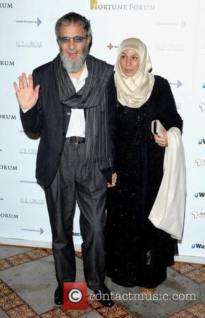 Yusuf Islam aka Cat Stevens and guest Fortune Forum Summit  at the Royal Courts of Justice  London, England...